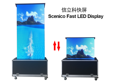 Fast LED Display